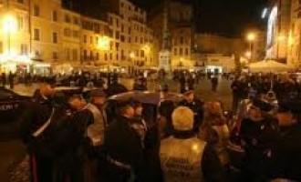 Movida: Alemanno,delibera subito o ordinanza anti alcol