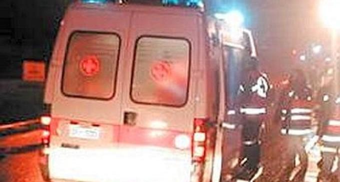 Ponte di Nona/Incidente sulla Prenestina, muore donna di 83 anni