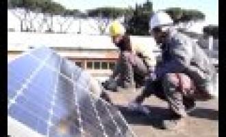 Una Scuola delle energie rinnovabili per una nuova idea di sviluppo [video]