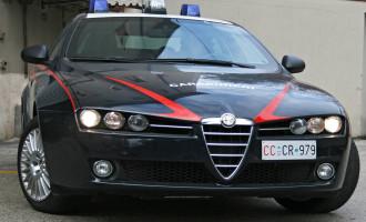 Tivoli/Bruciavano rifiuti nella notte: i Carabinieri arrestano due persone
