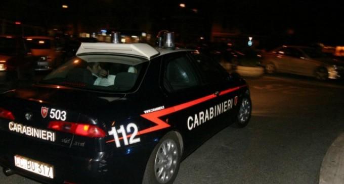 Sant'Angelo Romano/Maltrattamenti e minacce alla moglie: manette per un uomo di 38 anni
