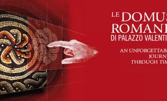 Domus Romane: esposizione permanente degli scavi archeologici a Palazzo Valentini