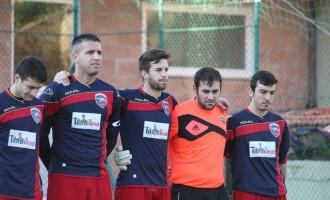 La Fortitudo Guidonia gioca bene, ma a vincere è il Futbolclub