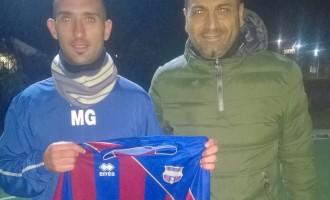 Michele Gallaccio è un nuovo attaccante del CreCas Città di Palombara