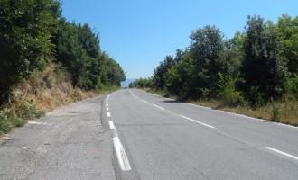 Guidonia. 28bis, una trappola per i motociclisti
