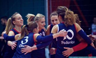 Volley. Andrea Doria, 3 a 0 e terzo posto