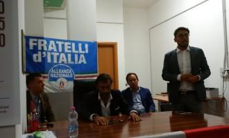 """Inaugurato il circolo """"Paolo Borsellino"""" a Guidonia, è il nono di Fratelli d'Italia"""