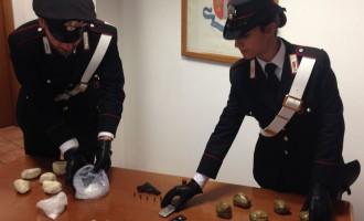 Guidonia. Tre arresti per spaccio e detenzione illegale di una pistola