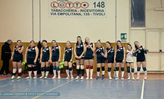 Volley. Comincia male il 2017 per l'Andrea Doria Tivoli