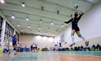 Volley. L'Andrea Doria sconfitto in casa dall'Energheia