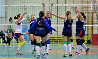 Volley. Altra vittoria per l'Andrea Doria Tivoli