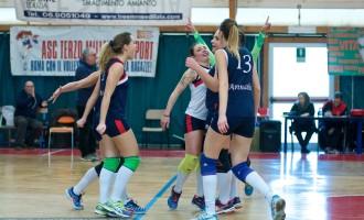 Volley. Andrea Doria Tivoli, tornano a vincere le ragazze della Serie D