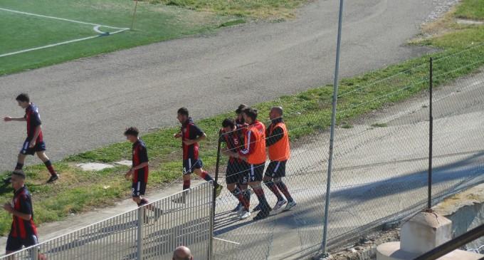 Calcio/CreCas Città di Palombara, pari con la Compagnia Portuale Civitavecchia