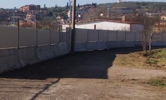 Guidonia/Sequestrato un terreno in via dell'Inviolata: lavori senza autorizzazioni e senza parere della Soprintendenza