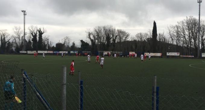 Calcio/CreCas Città di Palombara, finisce 1 a 1 il recupero con il Tolfa
