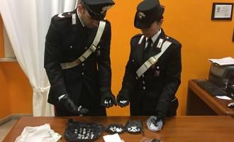 Ponte di Nona/Spacciavano cocaina e crack: i Carabinieri di Settecamini arrestano due pusher