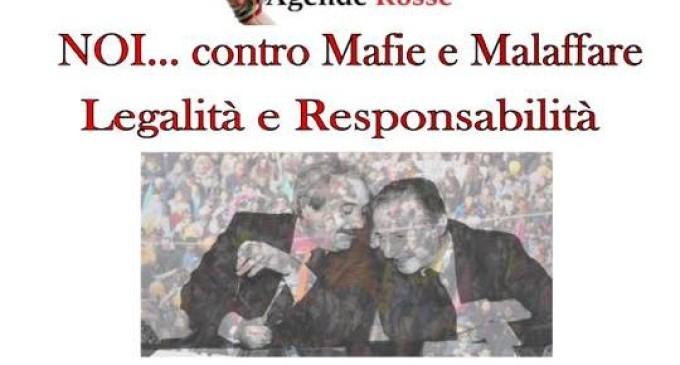 Guidonia/Mafie, malaffare, legalità e responsabilità: le Agende Rosse portano all'Imperiale i magistrati Antonino Di Matteo, Francesco Menditto e Ugo Montella