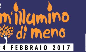 """Tivoli/""""M'illumino di meno"""", campagna per il risparmio energetico: per un'ora luci spente alla Rocca Pia e all'Anfiteatro di Bleso"""