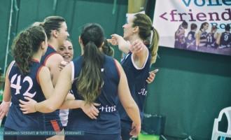 Volley/Seconda vittoria consecutiva per l'Andrea Doria Tivoli