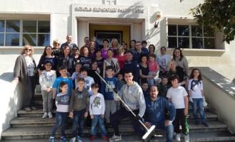 Guidonia/Per l'istituto comprensivo Leonardo da Vinci l'Operazione Scuola Pulita è compiuta