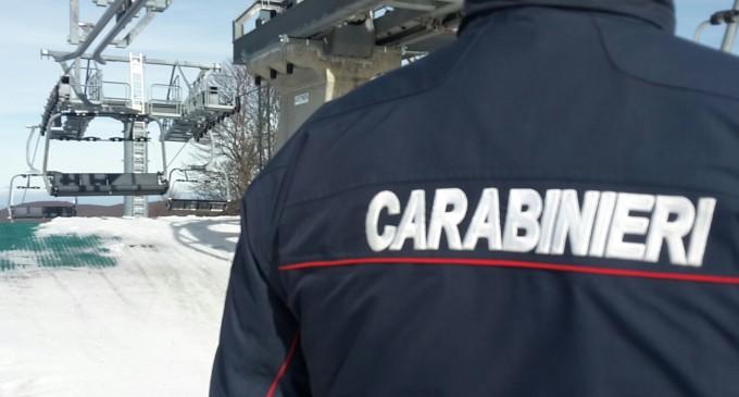 Subiaco/Monte Livata, conclusa la stagione sciistica: il bilancio delle attività dei Carabinieri