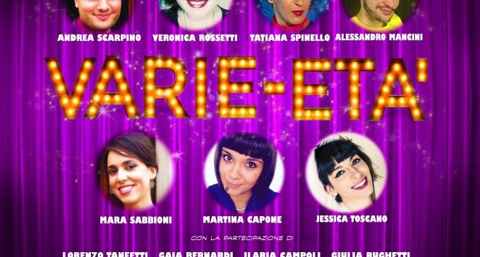 Monterotondo/Al Ramarini ritorna la Compagnia Teatrale Un Bacio a Mezzanotte con lo spettacolo Varie-età