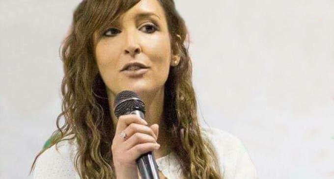 """Guidonia/Michela Pauselli si dimette da dirigente del Pd: """"Ora al lavoro per una lista civica"""""""
