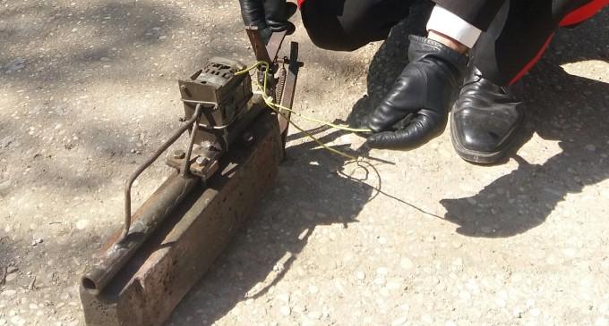 Palombara Sabina/Arma artigianale utilizzata come antifurto fai da te: il proprietario del magazzino rimane ferito della sua stessa invenzione