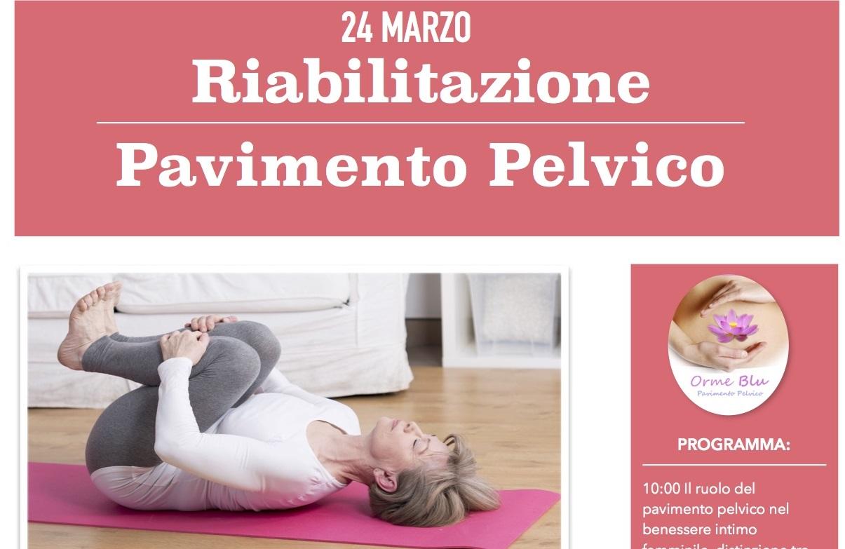Roma Pavimento Pelvico Corso Gratuito Orme Blu Roma Est Magazine