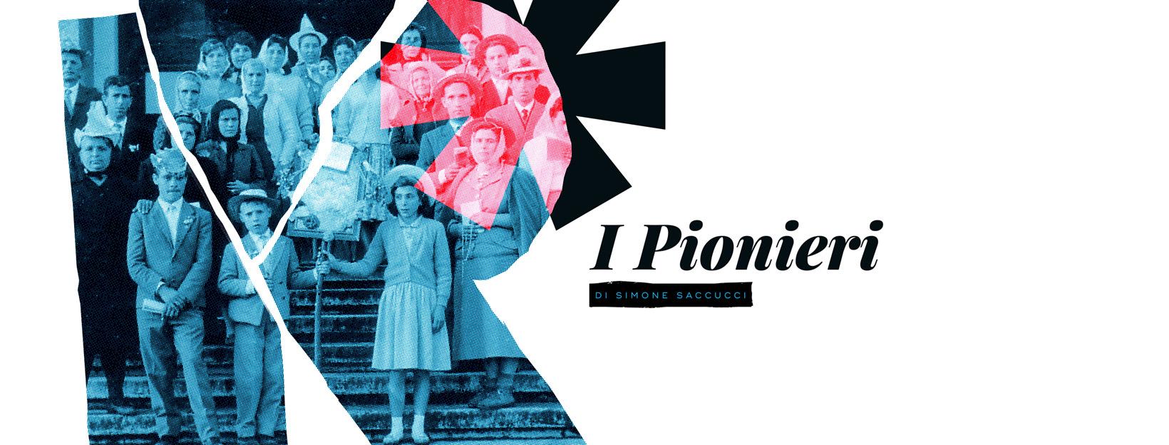 I Pionieri di Simone Saccucci | Roma Est Magazine